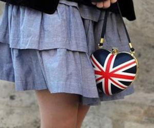 fashion, bag, and england image