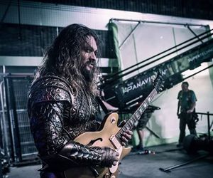 justice league, aquaman, and jason momoa image