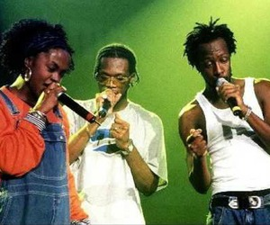 90s, music, and fugees image