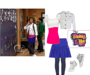 shake it up and cece & rocky image