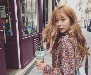 hyuna, kim hyuna, and 4minute hyuna image