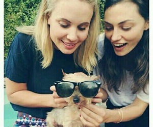 phoebe tonkin, The Originals, and leah pipes image