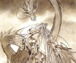 x 1999, dragons, and clamp image