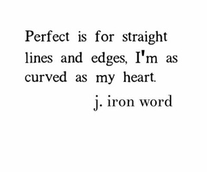 imperfections, poem, and perfect imperfections image