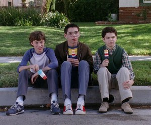 90s, freaks and geeks, and 80s image