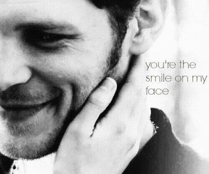 tvd, smile, and love image