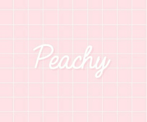 pink, aesthetic, and peachy image