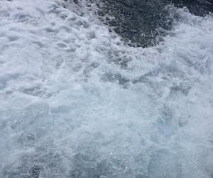 blue, deep, and sea image