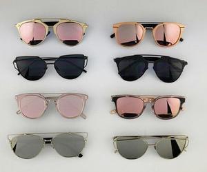 fashion, sunglasses, and summer image