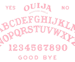 ouija, png, and ouija board image