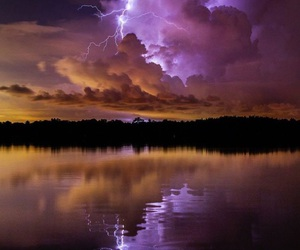 purple and storm image