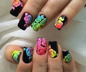 colors, inspo, and nails image