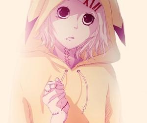 tokyo ghoul, anime, and pikachu image