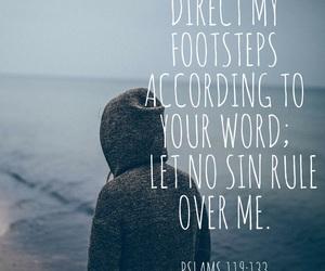 god, sin, and king image