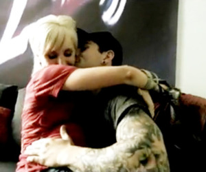 a7x, couple, and avenged sevenfold image