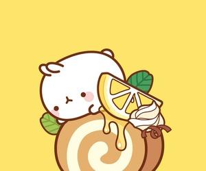 cute, molang, and kawaii image
