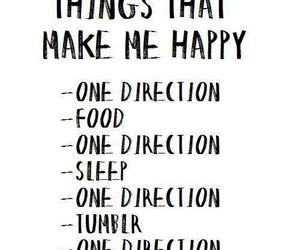 one direction, food, and tumblr image