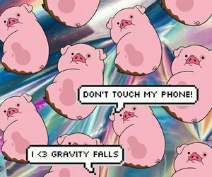 wallpaper, pato, and gravity falls image