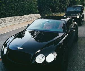 Bentley, car, and luxury image