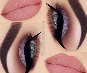 eyebrows, eyeshadow, and inspiration image