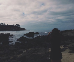 aesthetic, beach, and cali image