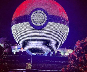 game, lumiere, and pokeball image