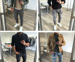boys, men, and outfits image