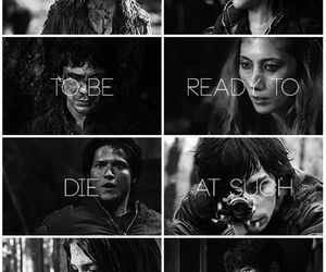 the 100 and quotes image