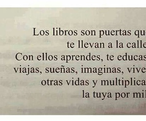 book, frases, and Dream image