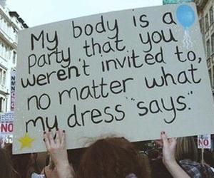 feminism, feminist, and body image