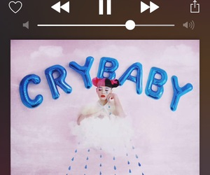 crybaby, music, and favorite image