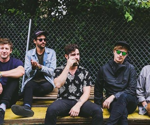 foals, walter gervers, and yannis philippakis image