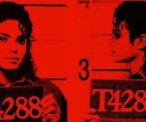 michael jackson and mj image