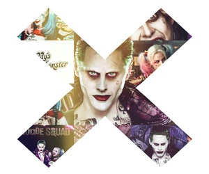 Gotham, harley quinn, and joker image