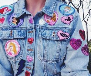 disney, jeans, and princess image
