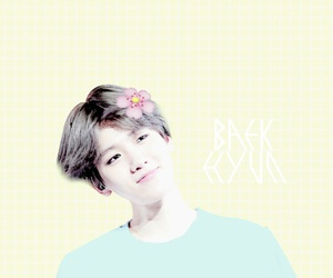 exo, pastel, and yellow image