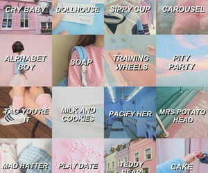melanie martinez, cry baby, and song image