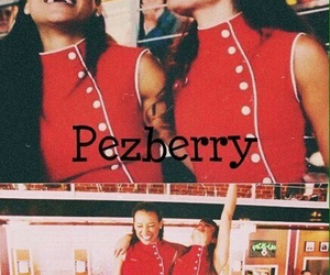 glee, red, and friends image