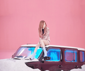 car, dancer, and debut image