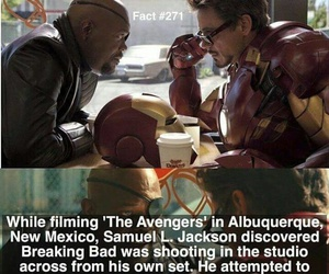 actors, Avengers, and breaking bad image