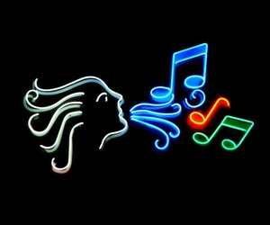 music and sing image