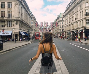 city, fashion, and photography image