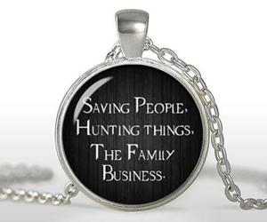 necklace and supernatural image