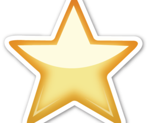 star and emoji image
