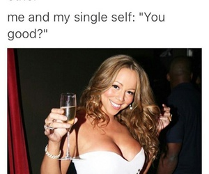 funny and Mariah Carey image