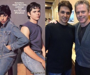 ponyboy, the karate kid, and staygold image