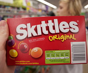 photography and skittles image