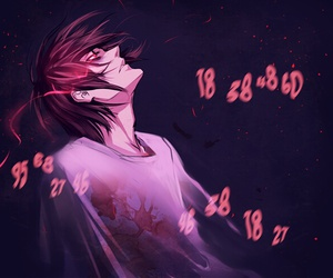 bb, death note, and beyond birthday image