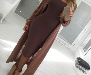 beauty, dress, and fashion image