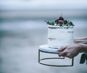cake, food, and food photography image